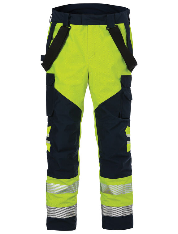 New Flamestat high vis shirt CL 3 7050 ATHS, with inherent flame protection