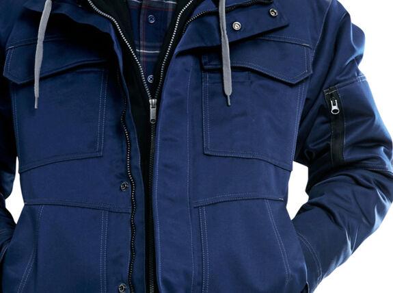 Schmutz-, öl- und wasserabweisende Workwear