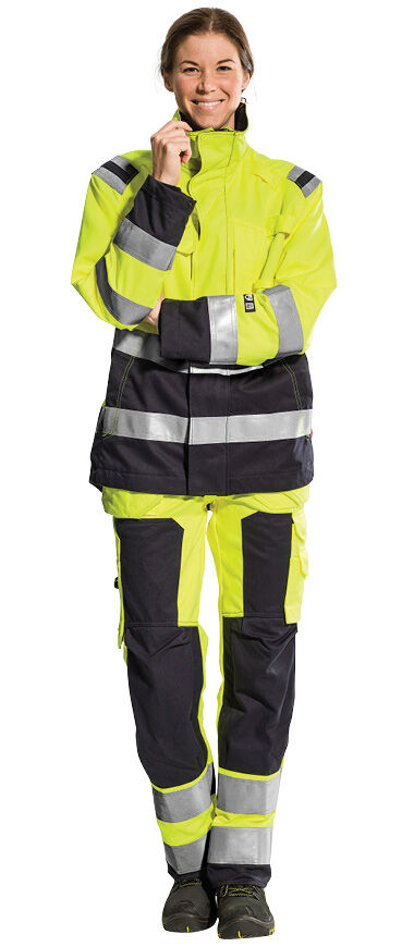 Fristads Kansas flame protection jackets and trousers