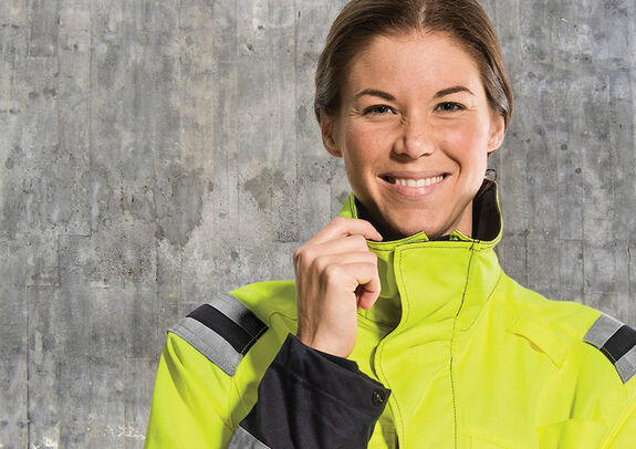flame protection workwear women