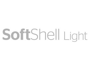 Acode SoftShell Light er et let og smidigt materiale den membran og med 4 vejs stretch - fremragende åndbarhed og vandafvisende
