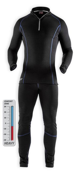 microfleece ondergoed, onderkleding blijf warm, droog en comfortabel 111570 / 11571