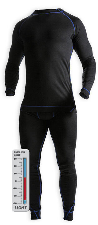 merinowol, ondergoed, onderkleding blijf warm, droog en comfortabel, 125028 / 125029