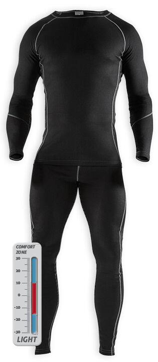 ondergoed, onderkleding blijf warm, droog en comfortabel, 100331