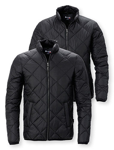 jacket quilted insulator lightweight modern fit
