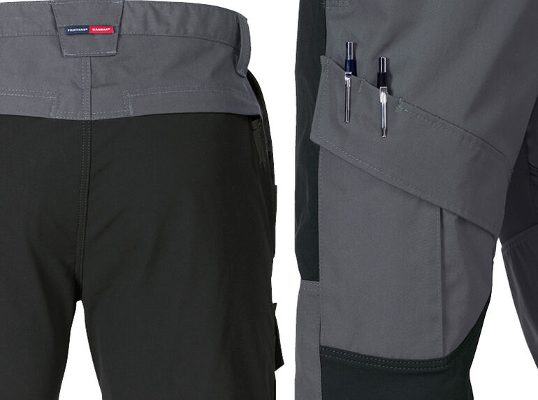Fristads Kansas sporty service stretch trousers