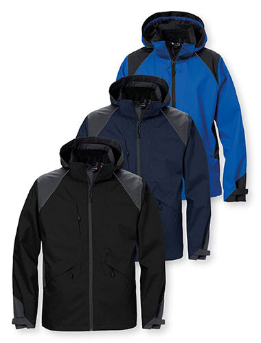 jacka shell wind water repellent with hood