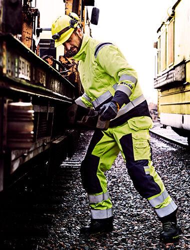 risico-analyse voor spoorwegwerkzaamheden