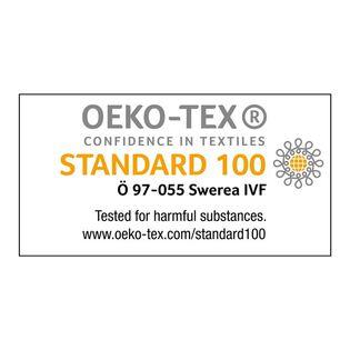 Oeko-tex logotype confidence in textiles