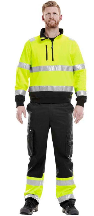 Hogezichtbaarheidskleding aanbevelingen voor werk in transport