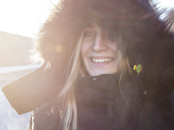 winterjack goretex blijf warm, comfortabel