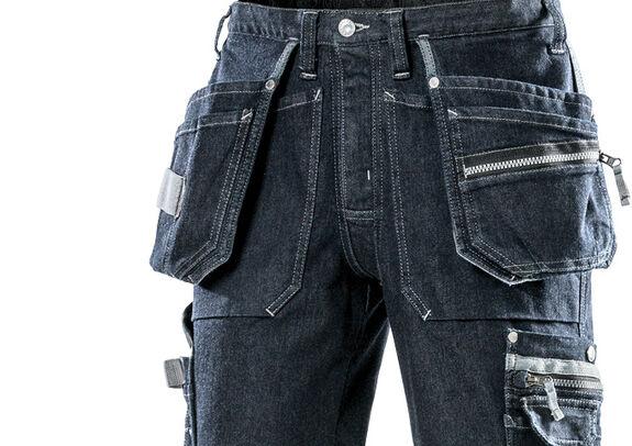 New Gen Y denim stretch trousers 2131 DCS