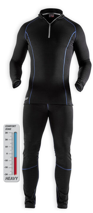 microfleece underwear to keep you warm and comfortable, item no 111570 / 11571
