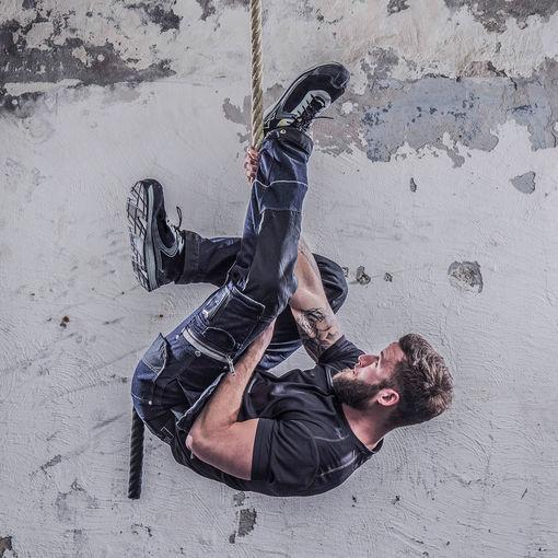 Fleksible arbejdsbukser med stretch