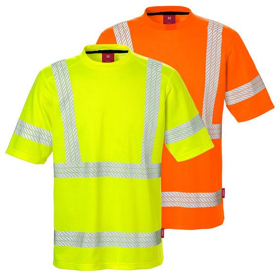 Warnschutz T-Shirt Klasse 3