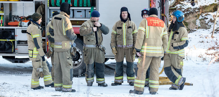 Fire and rescue clothing from Wenaas Workwear AS