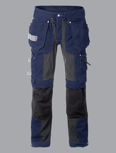 Fristads Kansas presents innovative stretch trousers