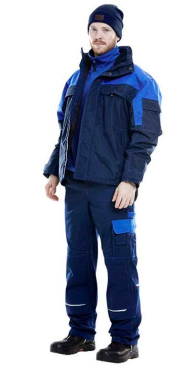 Icon Two tweekleurig werkkleding voor de industrie