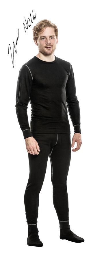 ondergoed, onderkleding blijf warm en droog