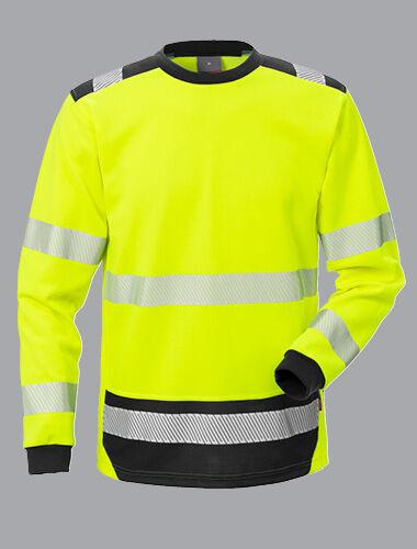 Fristads presents new long sleeve Hi-Vis t-shirt.