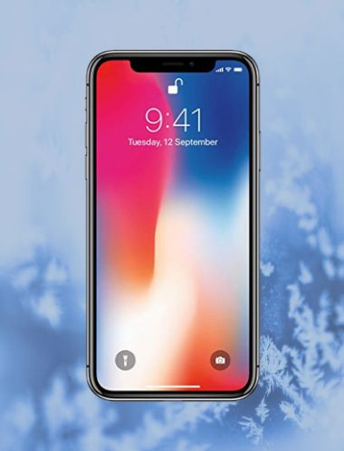 Tävla om en iphone X