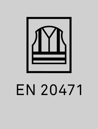 EN 20471 förhöjd synbarhet
