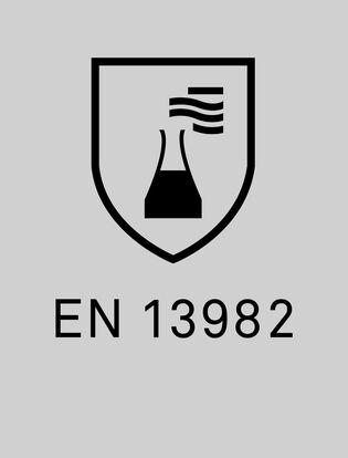 EN13982 skydd mot luftburna fasta partiklar