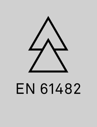 EN61482 skydd mot termiska risker