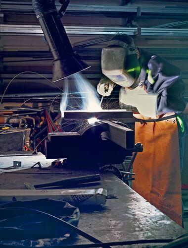 risk assesment for welders