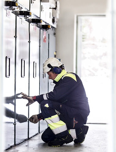 risk assesment for electricians