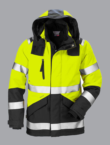 Fristads Kansas launches additional Hi-Vis winter garments