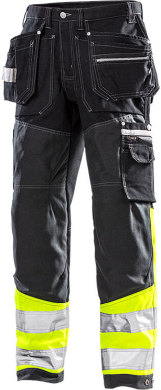 HIGH VIS GEN Y CRAFTSMAN TROUSERS CL 1 2127 CYD