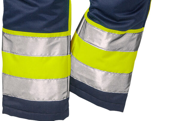 high vis winter trousers cl 2 2034 PP