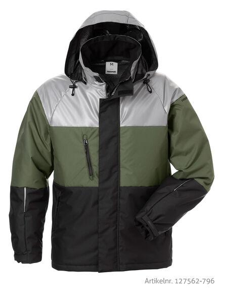 /reflecterend-winterjack-4917-rlx-legergroenzwart-127562-796