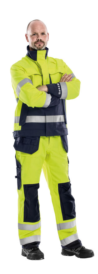 f587311537f8 For you working in high vis garments we offer a full assortment of flame  retardant treated garments with high visibility. Many of the garments are  also ...