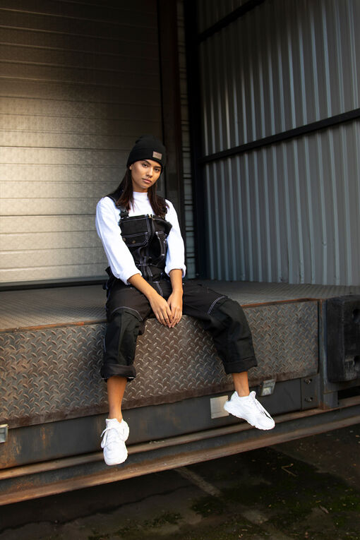 Urbanstyle overall zwart