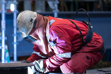 Workwear and protective equipment for industry workers