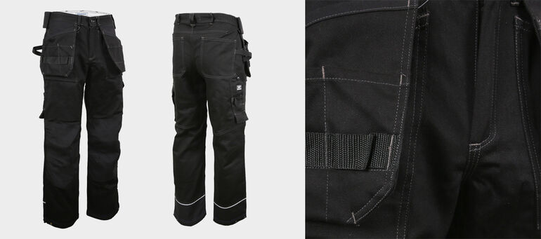 Craftsman Trousers from Wenaas