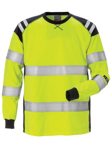 Flamestat hing-vis long sleeve t.shirt 7077 TFLH