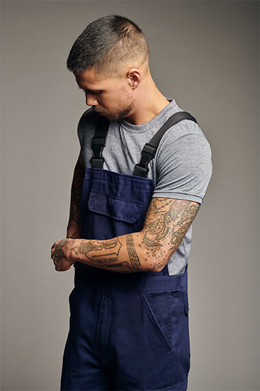 Mega Se den helt nye Icon X kollektion | Kansas Workwear DM33