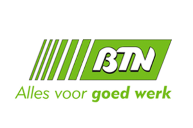 BTN Alles voor goed werk logo