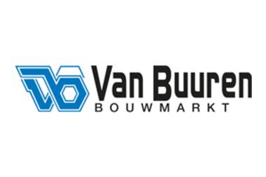 Logo van Buuren bouwmarkt