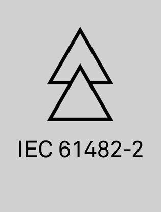 Pictogram IEC 61482-2