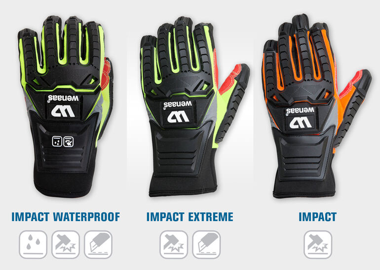Wenaas Impact gloves