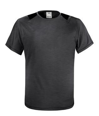 Milieubewust T-shirt gemaakt van 100% gerecycled polyester