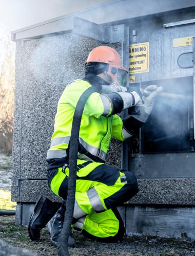 Palosuojaus | Fristads työvaatteet