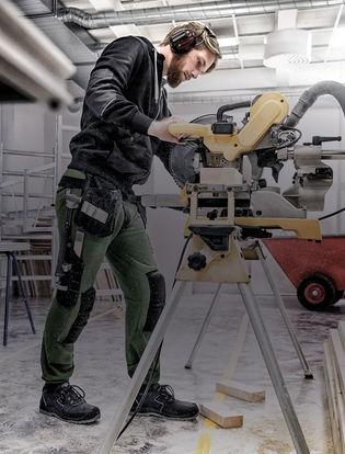Fristads erfindet die Handwerker-Hose neu