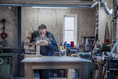 Tømreren Jesper