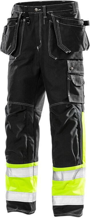 pantalon d'artisan haute visibilite classe 1 247 FAS, coton durable