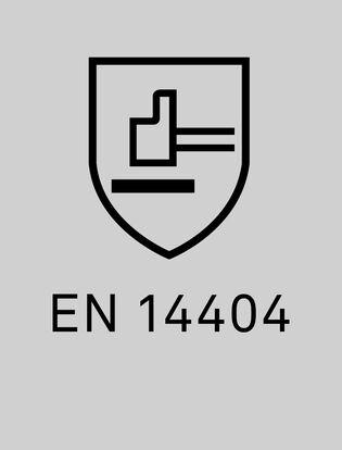 EN 14404 certifiering av knäskydd